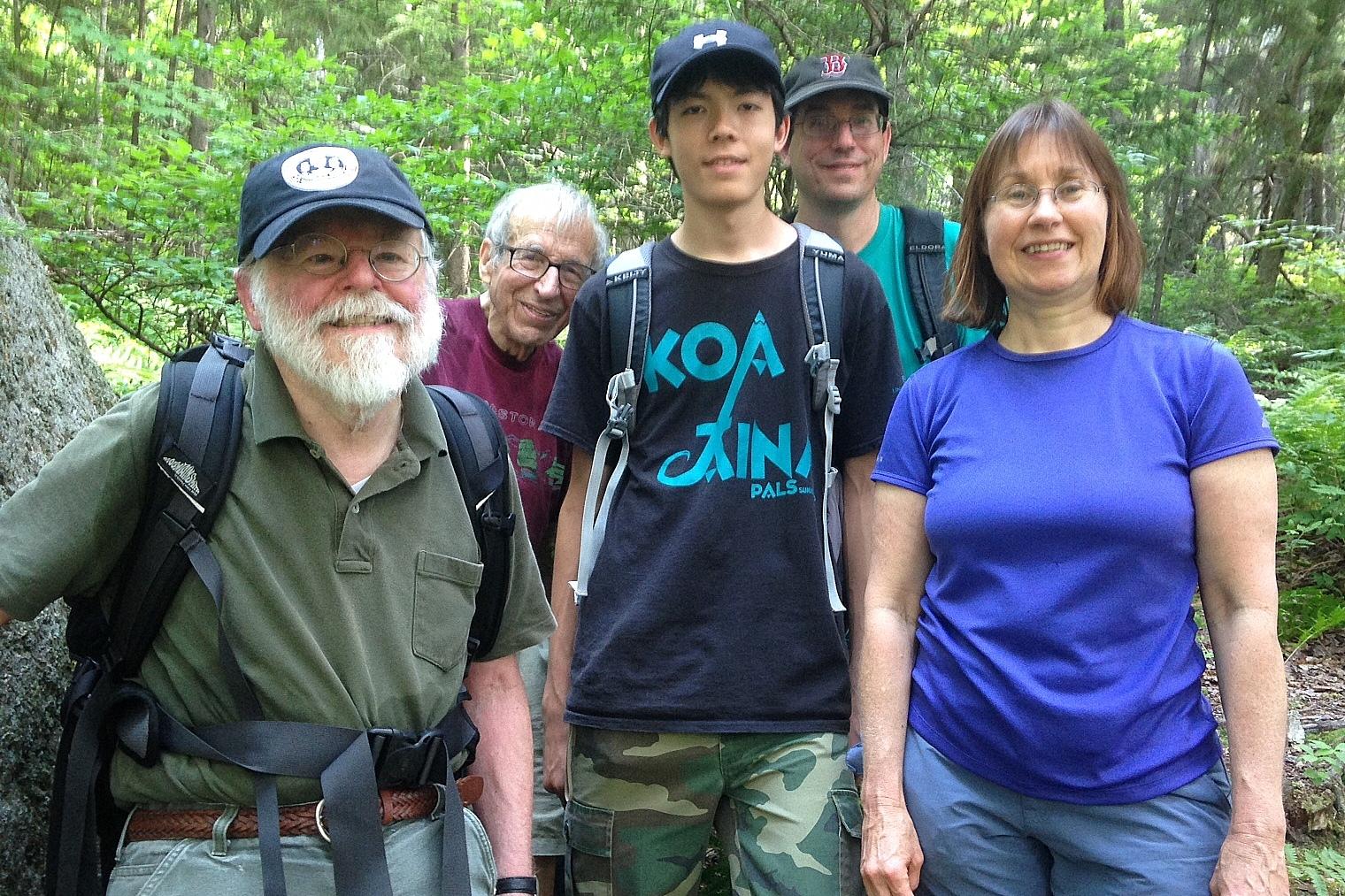North Pack 2 - July 2016
